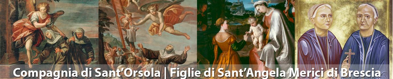 Compagnia di Sant'Orsola - Figlie di Sant'Angela